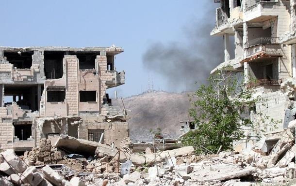 Газова атака в Гуті: повідомлено про 70 загиблих
