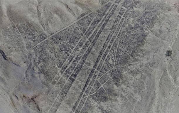 У Перу знайшли нові загадкові геогліфи Наски