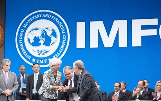 Україна очікує від МВФ менший транш