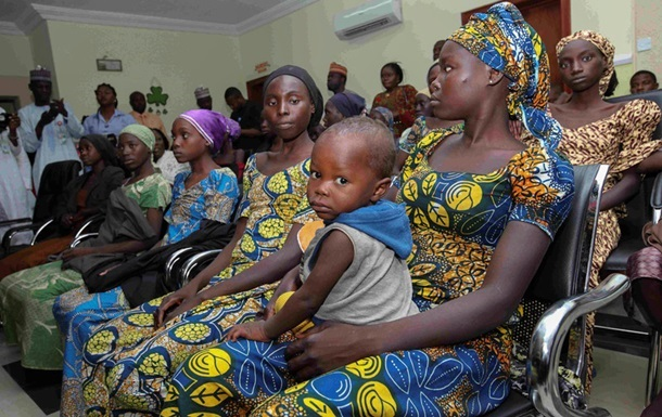 У Нігерії звільнили майже 150 заручників Боко Харам