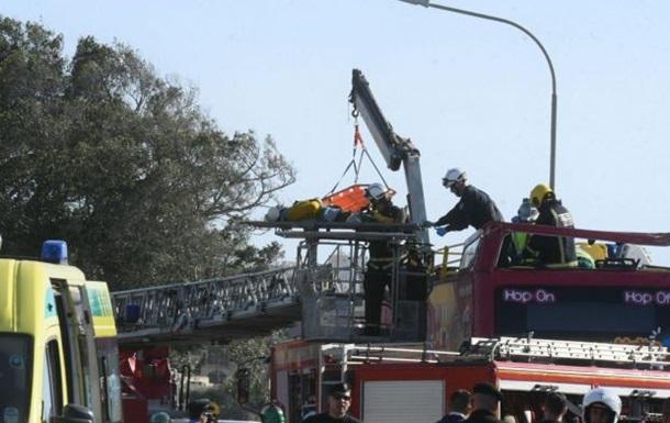У ДТП на Мальті загинули два туристи і 50 постраждали