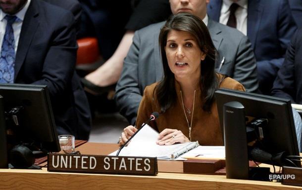 США в ООН: На руках Росії - кров сирійських дітей