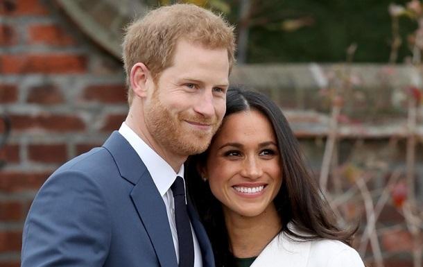 Принц Гарри и Меган Маркл отказались от свадебных подарков