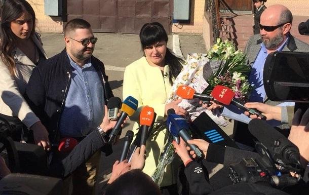 В Харькове пожизненно осужденная вышла на свободу