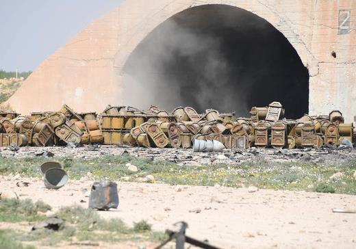 Применение химического оружия в Сирии: кому выгодно