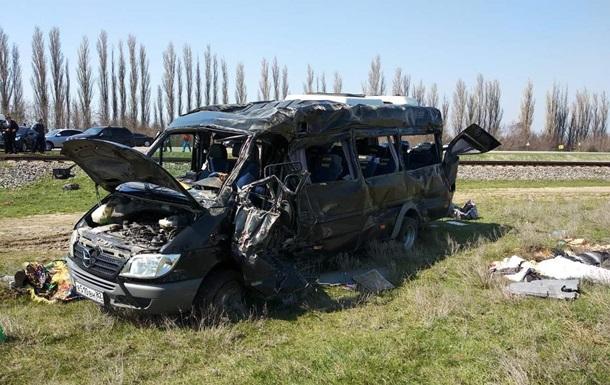 ДТП в Крыму: среди погибших два украинца