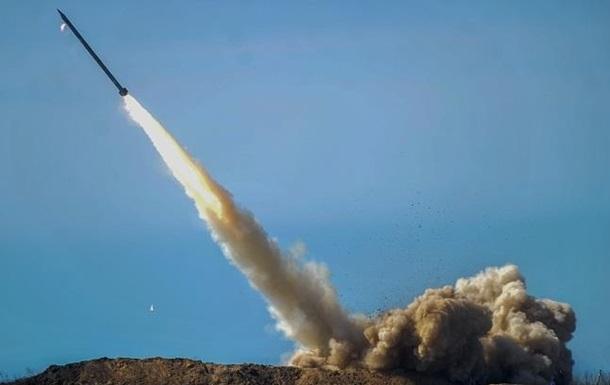 Под Одессой испытывают ракетный комплекс Ольха