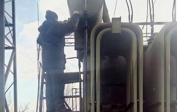 На Донбассе четыре города остались без воды