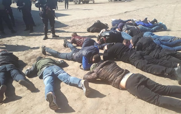 В Черкасской области задержали 50 рейдеров - МВД