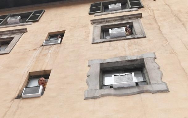 У Польщі українець випав з вікна багатоповерхівки