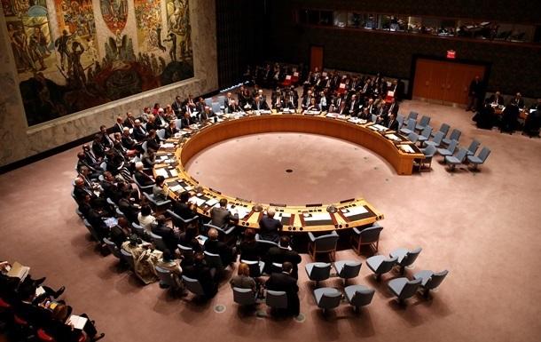 РФ заблокувала в Раді Безпеки ООН проект резолюції США щодо Сирії