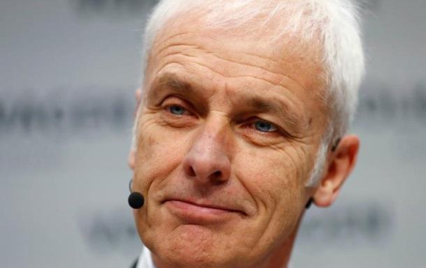 Концерн Volkswagen змінить керівника - ЗМІ