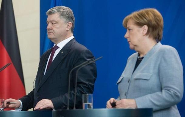 Встреча Меркель с Порошенко: итоги и последствия