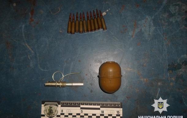В Харькове на вокзале задержали мужчину с гранатой