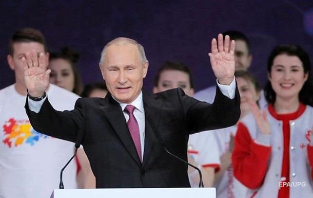 У Росії назвали дату інавгурації Путіна