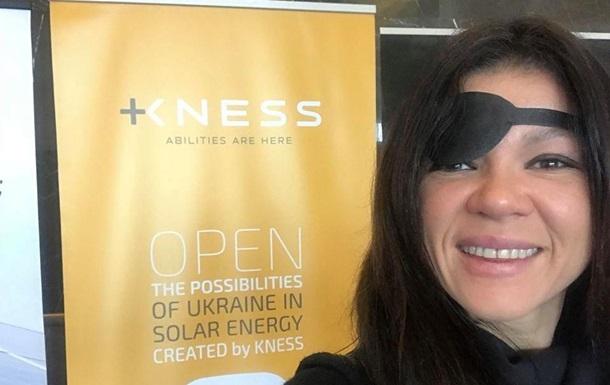 Співачка Руслана розбила голову