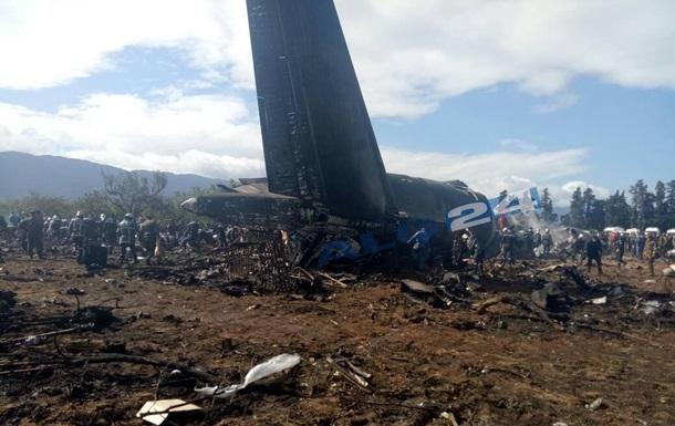 Авиакатастрофа в Алжире: число жертв превысило 250