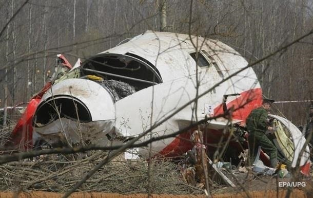 Польща: Літак Качинського у Смоленську знищили два вибухи
