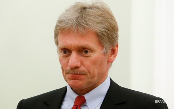У Кремлі прокоментували попередження Трампа