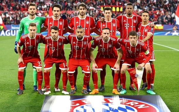 Матч-відповідь Баварія - Севілья. 0:0. Онлайн