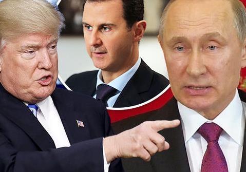 Сирійський вибір Трампа