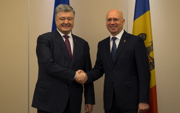 Украина и Молдова упростят пересечение границы