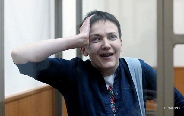 Савченко повернули в СІЗО