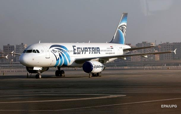 У Москву прилетів перший за 2,5 роки літак EgyptAir
