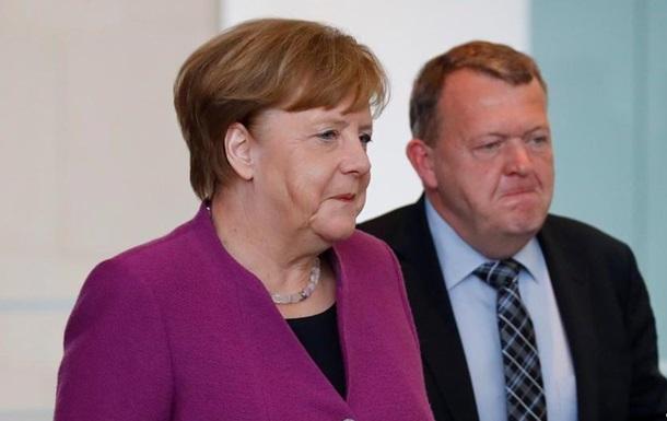 Данія хоче пов язати згоду на  Північний потік-2  з питанням України