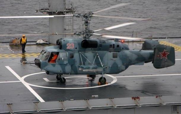 У Росії впав у море вертоліт: є жертви