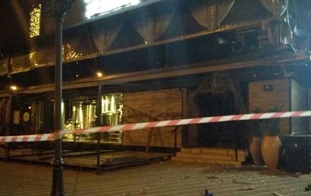 У полиции есть видео выстрела из гранатомета в Киевгорстрой