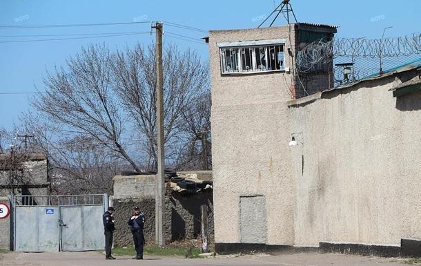 В Украине выросло число заключенных в СИЗО