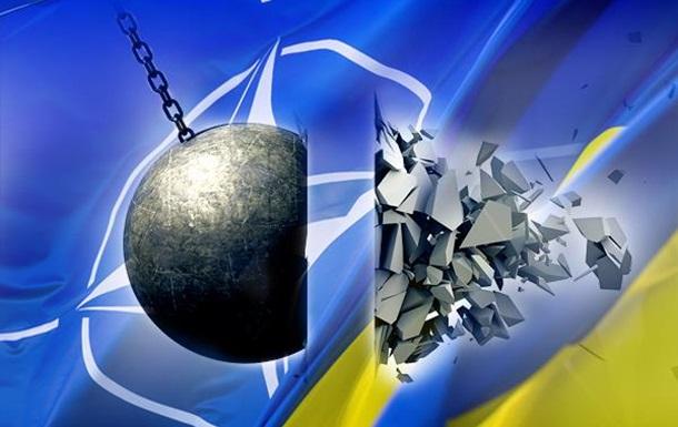 «Вступить» Украину в НАТО можно… только расколов страну на части