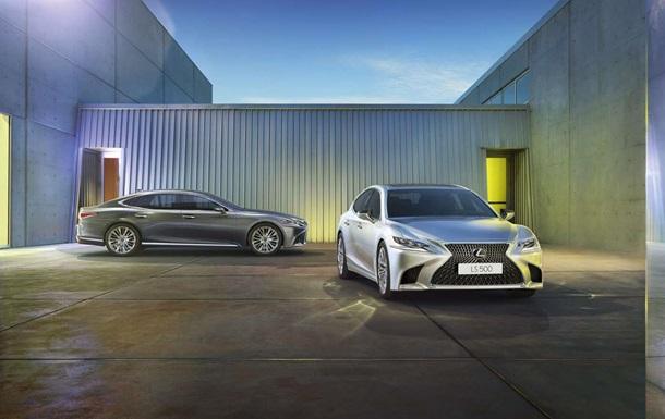 Новий Lexus LS: досвід поколінь