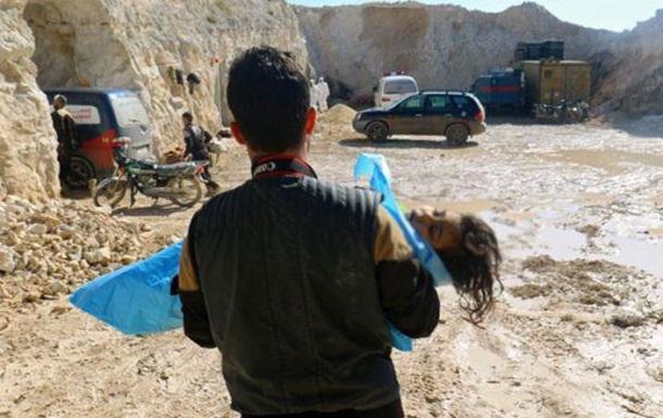 Химатака в Сирии: Россия пожалеет