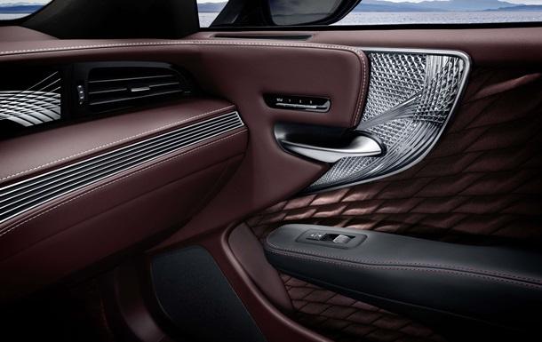 Новий Lexus LS: натхнення японської культури