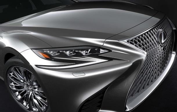 Новый Lexus LS: Мастерство такуми