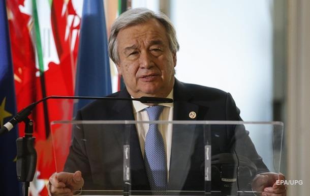 Генсек ООН заявив про початок холодної війни
