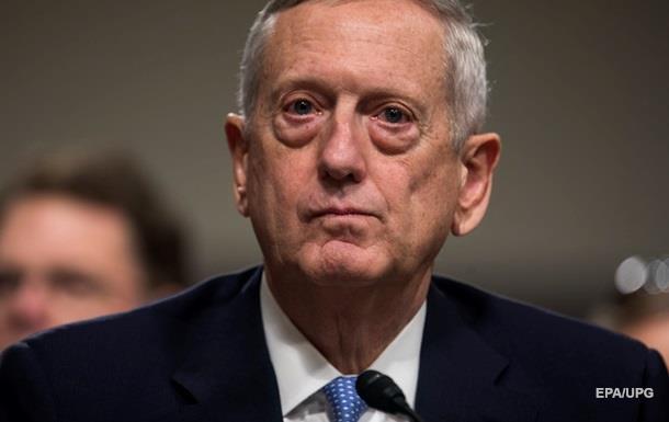 У Пентагоні розповіли про удар по Сирії