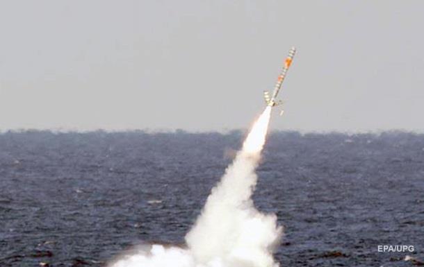 ЗМІ: У Сирії збили велику кількість ракет США і союзників