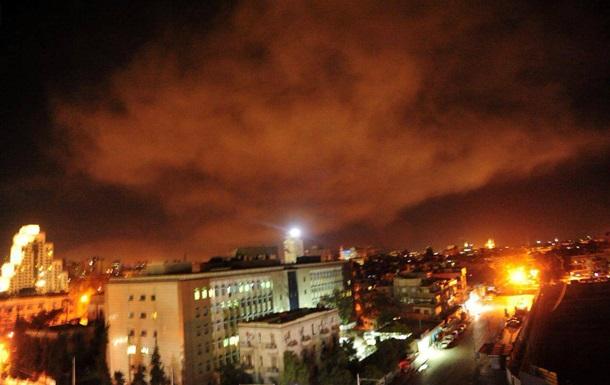 В Сирии заявили о пострадавших в результате удара
