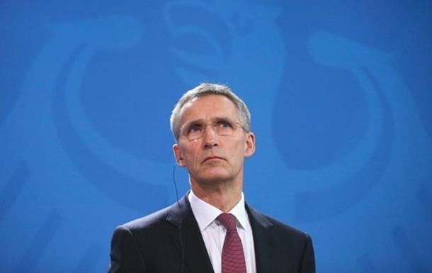 Генсек НАТО привітав удари по Сирії