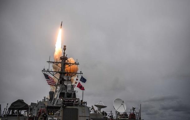 США заранее предупредили Россию об ударе по Сирии
