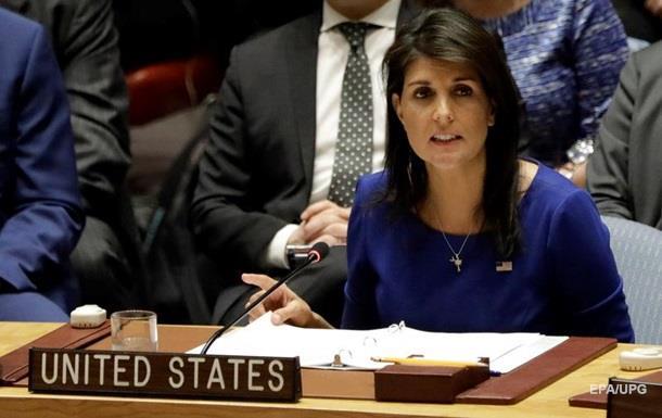 США в ООН назвали условие для новых ударов в Сирии