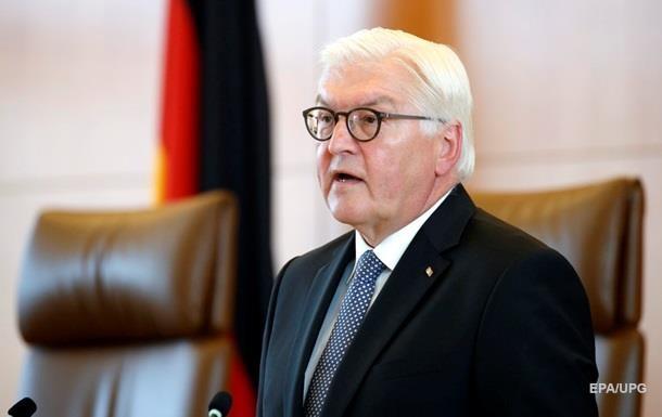 Президент Германии рассказал, что нужно для урегулирования в Сирии