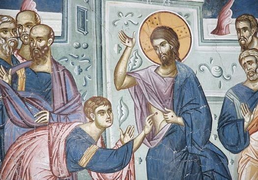 Неверие Фомы и вера христиан