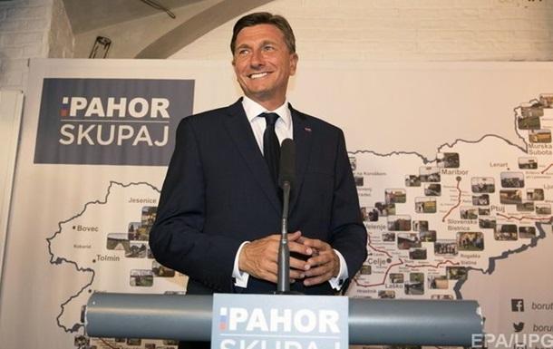 Президент Словении распустил парламент и назначил досрочные выборы