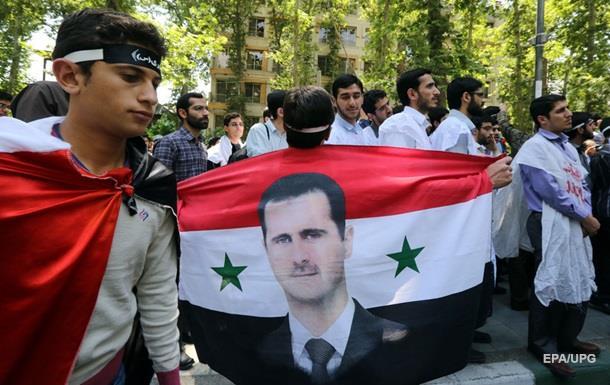 Російські політики зустрілися з Асадом, кажуть у нього все добре