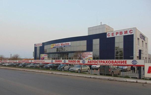 У Миколаєві в автосалон кинули гранату