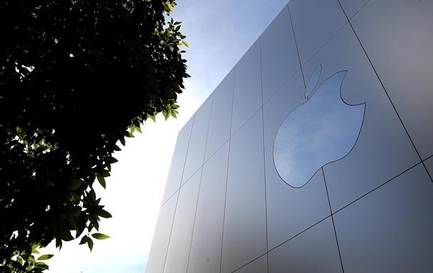 Apple заборонила працівникам  зливати  інформацію під загрозою звільнення